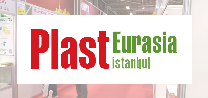 We would be delighted to see you at Plasteurasia 2018